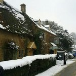 March 23rd 2013 - Pub in the snow