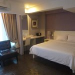  My room at Lilac Relax-Residence - fantastic value and service