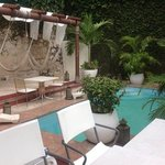  jardin zona piscina
