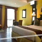  Superior Room - room is very spacious, and it had a very nice room design!