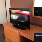  TV and dresser