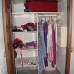 Ist floor closet