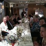 A family & friends celebration at the Roslin Beach Hotel