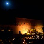  castle kalwar.....a perfect evening