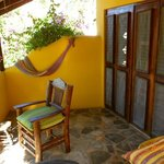 Damiana patio