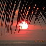 Sunset in Playa Hermosa