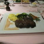 Steak in the Brasserie