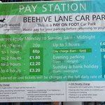  Beehive Lane Car Park