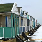  Southwold Beach huts
