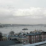  View on Bosphorus from terrace (Day)