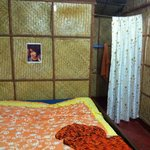 Room (Bamboo hut)