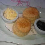  Cream Tea with Buttermilk Scones