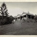 1920 Akaroa House - always a stunning setting : )