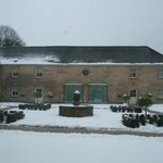  Wintry Scene from Swinley Forest Courtyard Suite