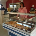 Lovely selection of homemade cakes and pastries