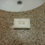 They weren't using Holiday Inn Express Soap - Some cheap stuff instead