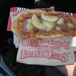 the famous beaver tail - available in the byward market