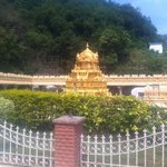 Golden Crown of Temple