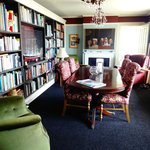  The lounge/reading room