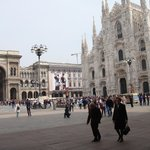  from milano near Milan Cathedral