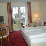  Standard room, with &quot;double bed&quot; set up
