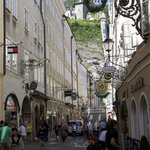 downtown Salzburg is worth a visit
