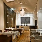 scent Restaurant for breakfast, lunch and dinner