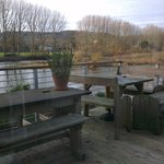 Bilde fra The River Cafe B&B