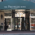 The Franklin Hotel resmi