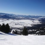  Jackson Hole ski area