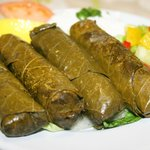 Meat Grape Leaves
