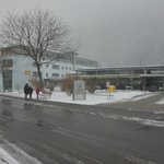 Snow covered Artos