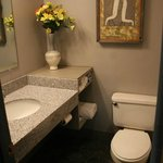  GOT GRANITE?  In every bathroom and kitchenette!