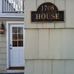  1708 House - Side Entrance
