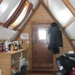  Inside wigwam