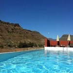 One of the beautiful pools at Cordial Mogan Valle
