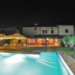  Villa Maria by night