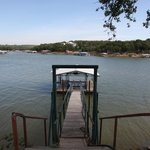 Bridgeport Lake Bed & Breakfast Dock