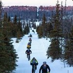 Homer Epic 100km Event March 16, 2013