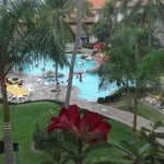  veiw from our room :-)
