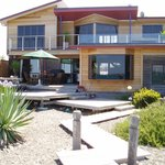 Beach front B&B accommodation