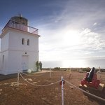  Cape Borda Lighthouse and Cannon
