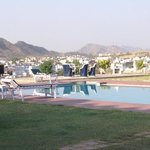  view and pool