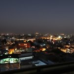  Night time view fromRoof top