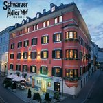  Romantikhotel Schwarzer Adler - Innsbruck