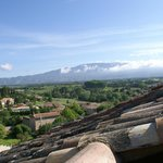 Vue sur le Mont-Ventoux