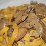  tagliatelle ai funghi