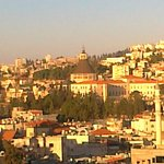  magnificent view from the balcony