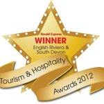 Hotel of the Year 2012  South Devon