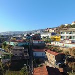  Vista de valparaiso